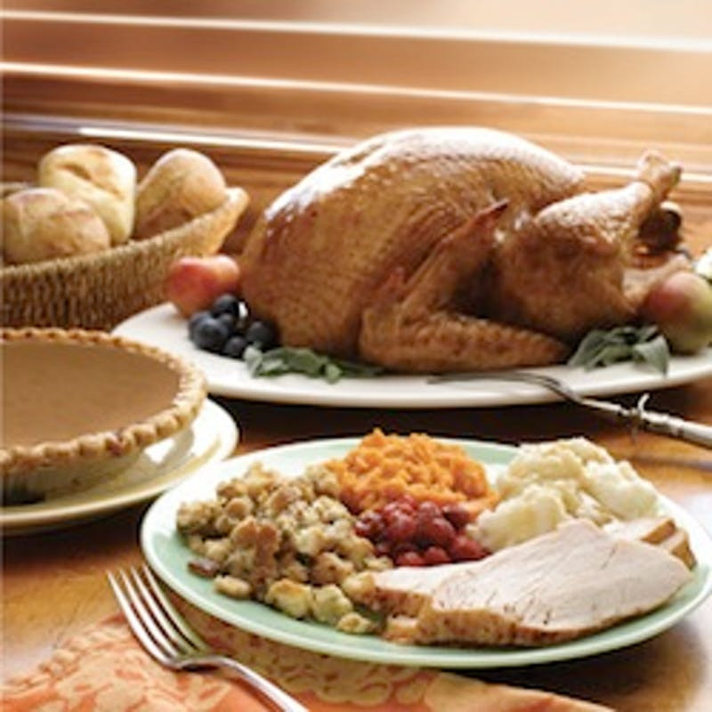 Pre Made Thanksgiving Dinners  Thanksgiving dinners to go Five places to pick up your