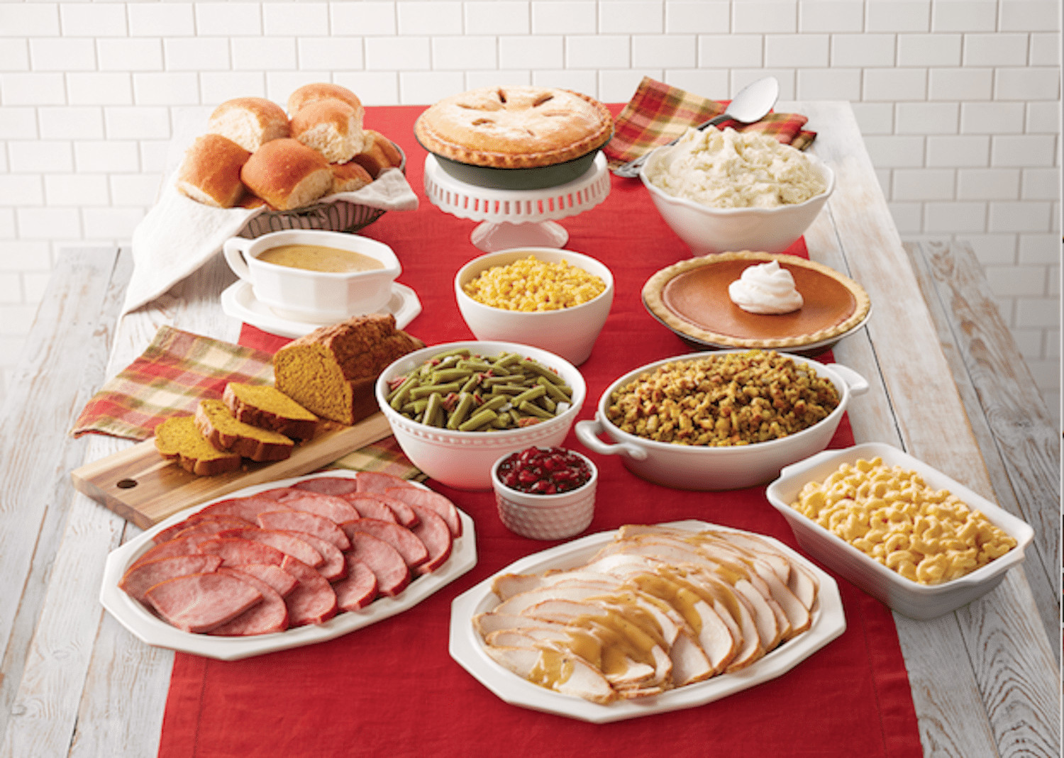Pre Made Thanksgiving Dinners  Pre Made Thanksgiving Meal From Bob Evans Simplemost