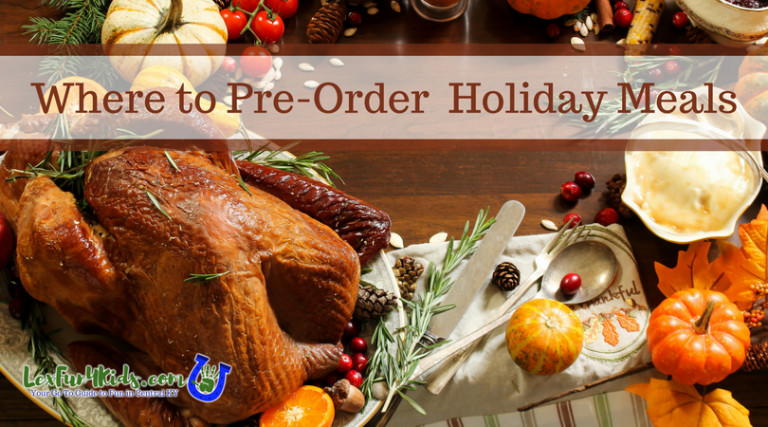 Pre Made Thanksgiving Dinners  Thanksgiving Dinner To Go Where to Order Your Holiday Meal