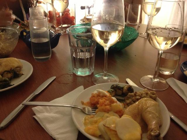 Pre Made Thanksgiving Dinners  Pre Thanksgiving Thanksgiving Dinner