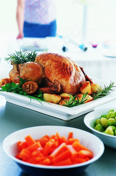 Precooked Thanksgiving Turkey  How Long to Cook a Precooked Turkey