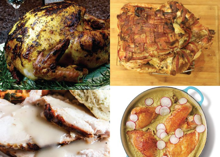 Prepare Thanksgiving Turkey  16 Different Ways To Cook A Delicious Thanksgiving Turkey
