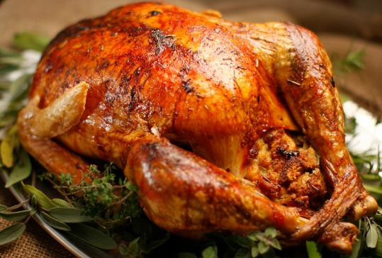 Prepare Turkey For Thanksgiving  Oven Roasted Turkey