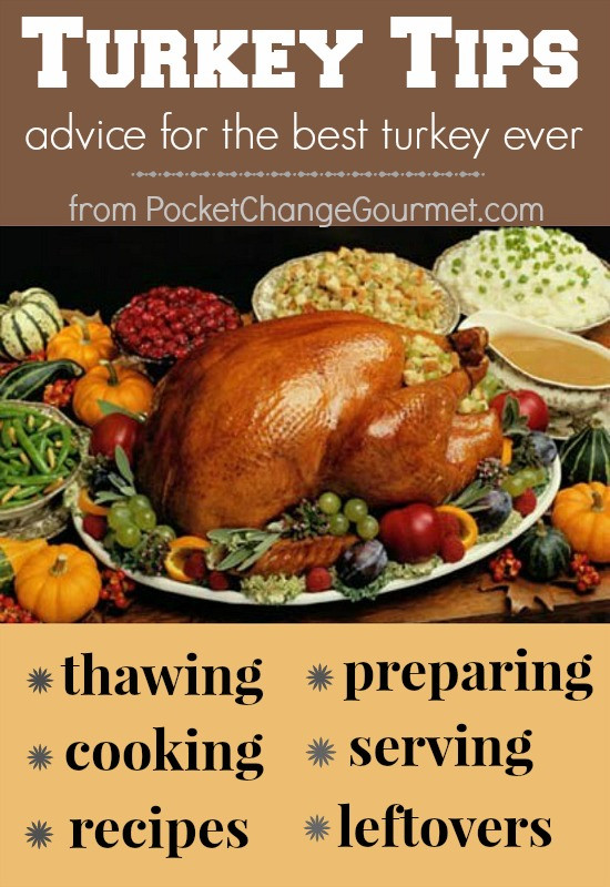 Prepare Turkey For Thanksgiving  Preparing for Thanksgiving Turkey Tips Recipe