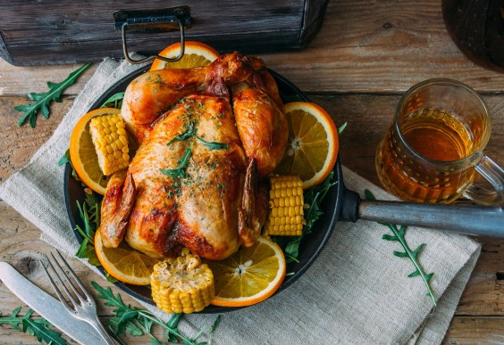 Prepare Turkey For Thanksgiving  How to Cook a Turkey and Carve It Too