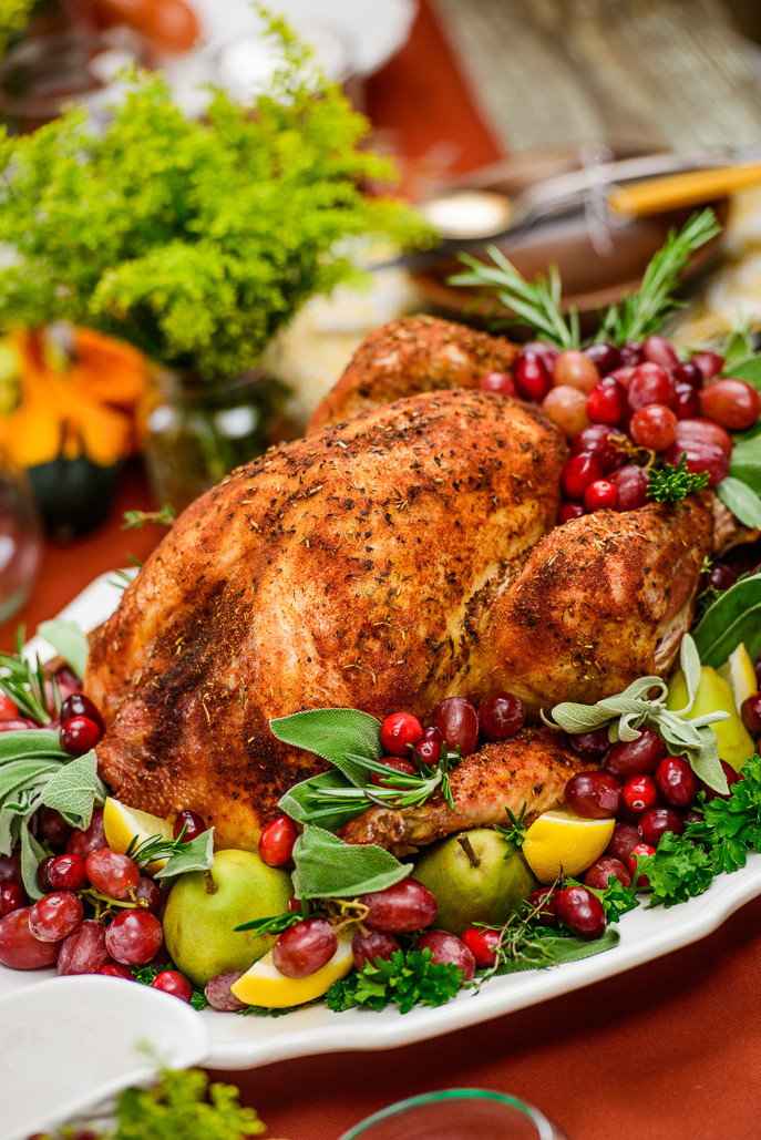 Prepare Turkey For Thanksgiving  How to Cook Turkey in a Roaster Oven for Thanksgiving
