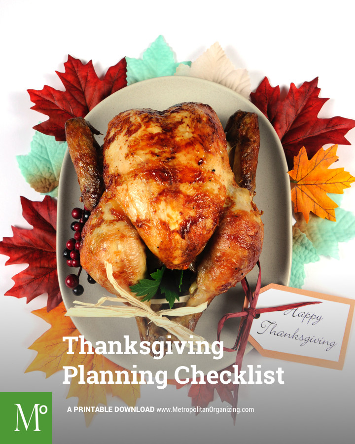 Prepare Turkey For Thanksgiving  Turkey Day Timeline Checklist Preparing For Thanksgiving