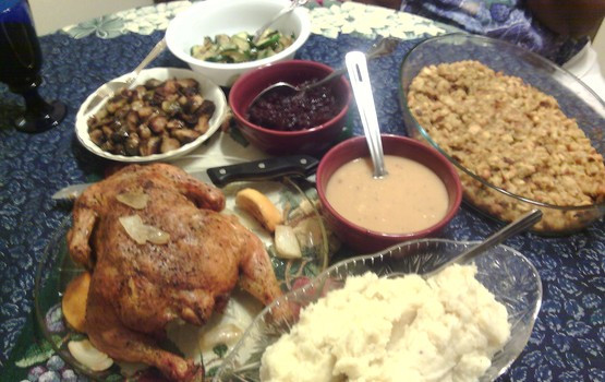Prepared Thanksgiving Dinners 2019  Home Cooked Meals with locals Meal Sharing