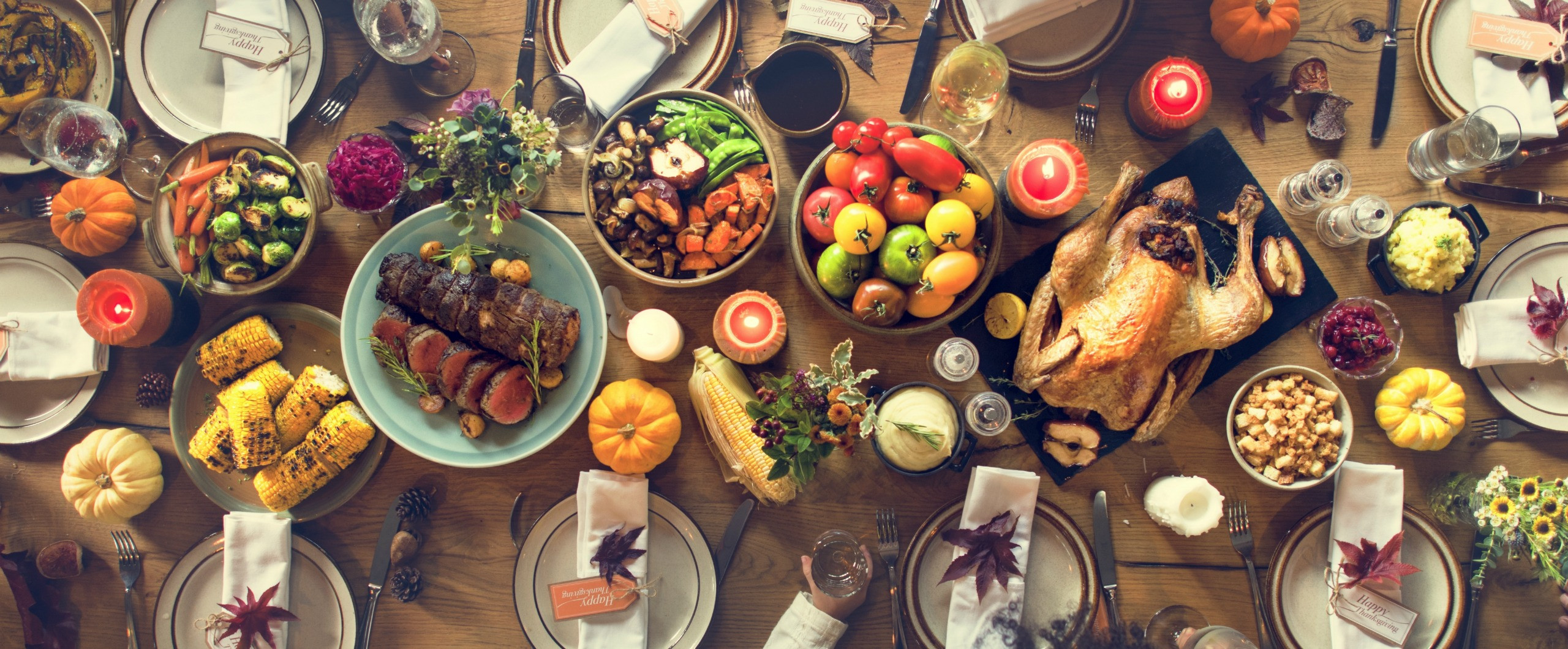 Prepared Thanksgiving Dinners 2019  As Thanksgiving Approaches Advice on Gluttony From