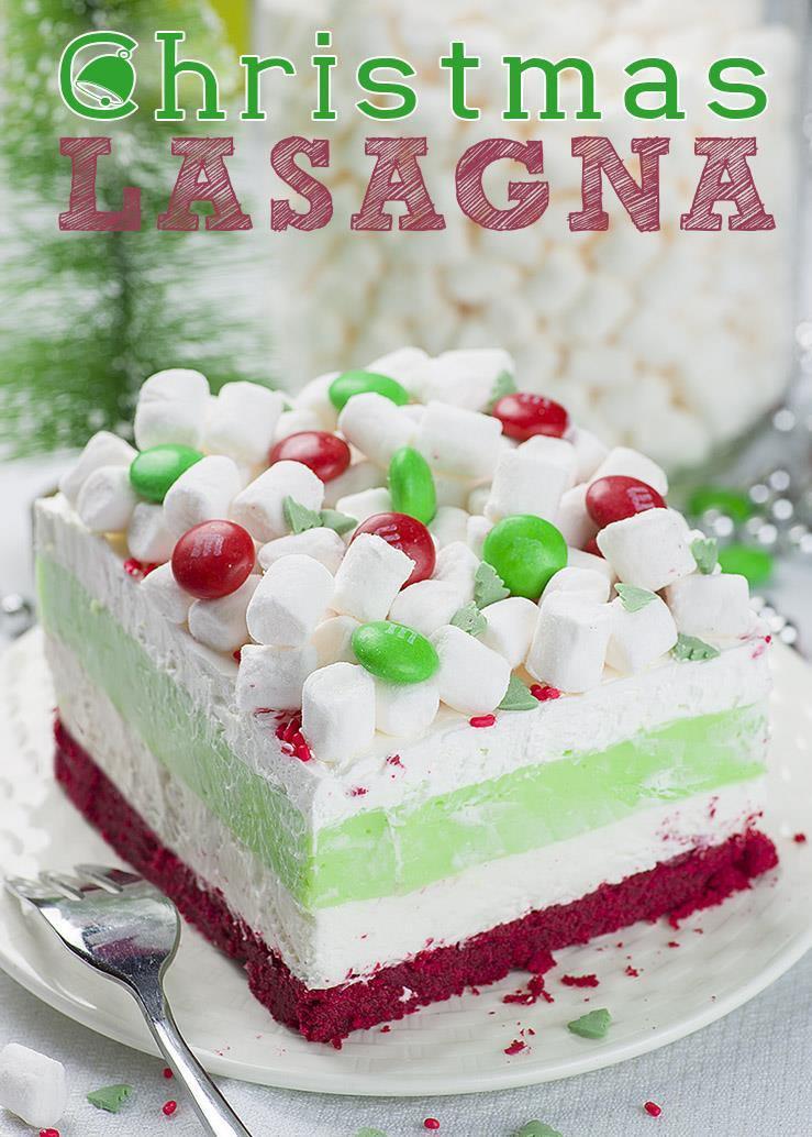 Pretty Christmas Desserts  Top 8 Christmas Recipes Ever OMG Chocolate Desserts