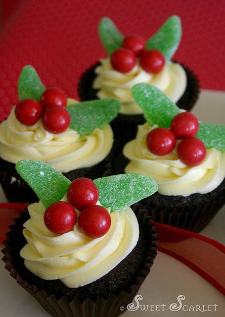 Pretty Christmas Desserts  40 Oh So Cute Christmas Treats and Desserts