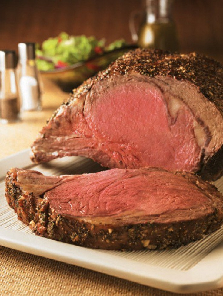 Prime Rib Christmas Dinner Menu Ideas  14 Gracious Christmas Dinner Ideas to Impress Your Loved es