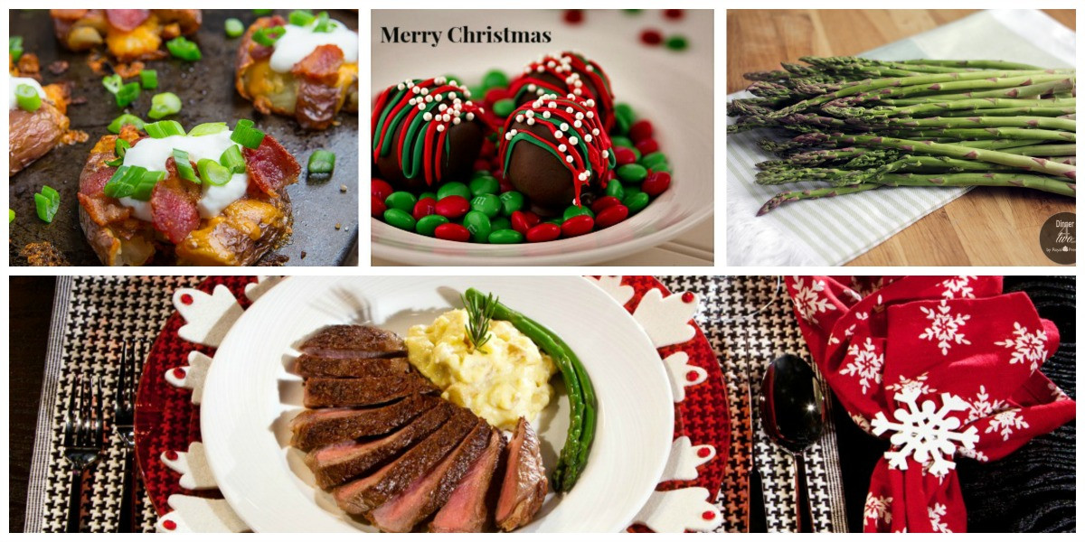 Prime Rib Christmas Dinner Menu Ideas  Stove Top Prime Rib Dinner 4 Two