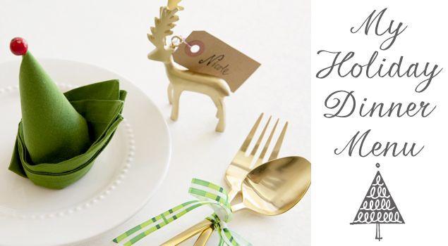 Prime Rib Christmas Dinner Menu Ideas  My Holiday Dinner Menu…Including Foolproof Prime Rib