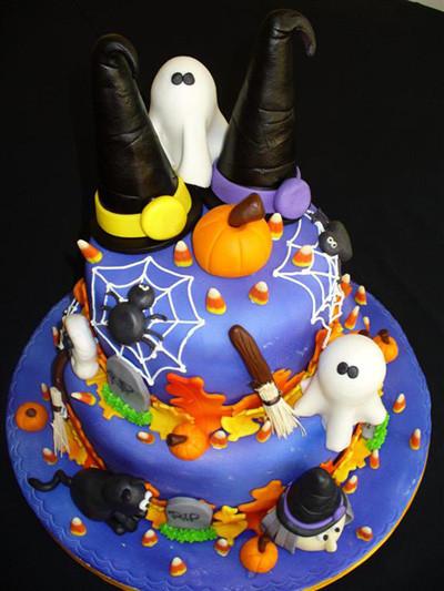 Publix Halloween Cakes  El Maletero del Buick Pasteles