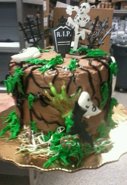 Publix Halloween Cakes  Halloween mini cake Publix orange beach Ed creation