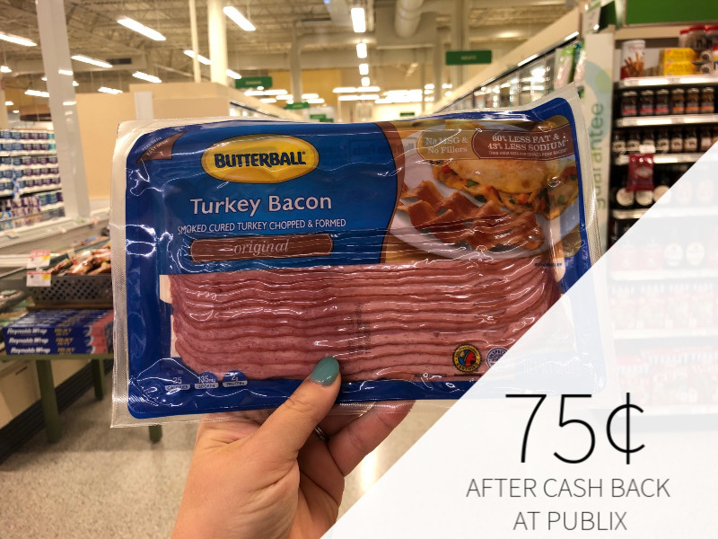 Publix Thanksgiving Dinner 2019  Butterball Turkey Bacon Just 75¢ At Publix