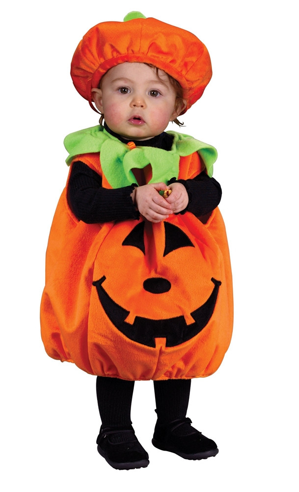 Pumpkin Pie Halloween Costume  Pumpkin Cutie Pie Infant Toddler Costume