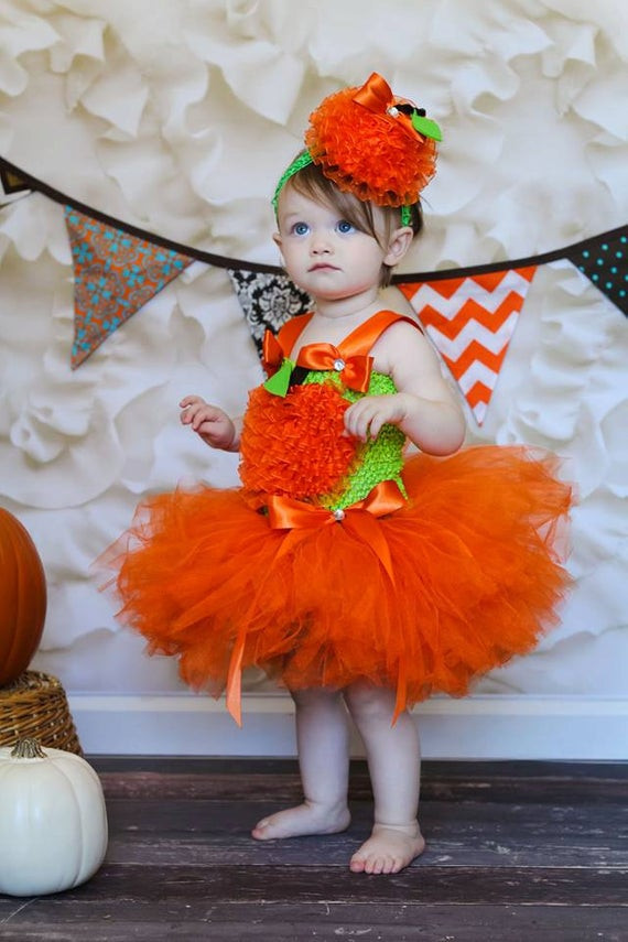 Pumpkin Pie Halloween Costume  Items similar to Pumpkin Cutie Pie ume tutu set
