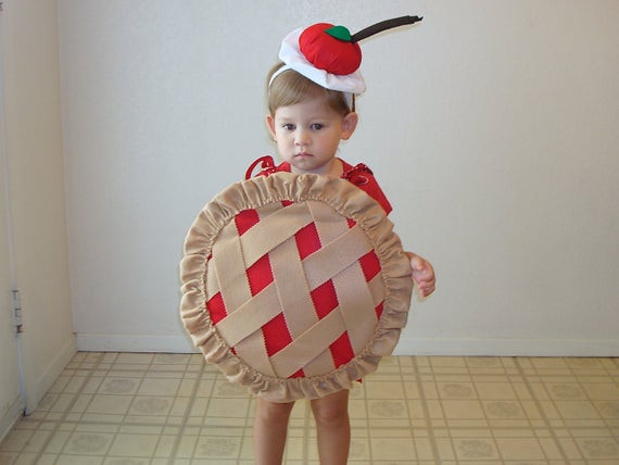 Pumpkin Pie Halloween Costume  Kids Costume Childrens Costume Pie Halloween Costume Blueberry