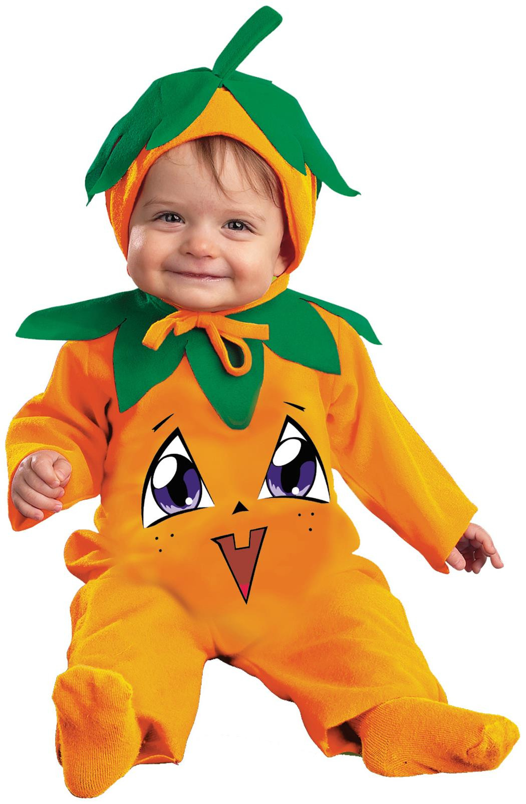 Pumpkin Pie Halloween Costume  Li l Pumpkin Pie Infant Toddler Costume PartyBell