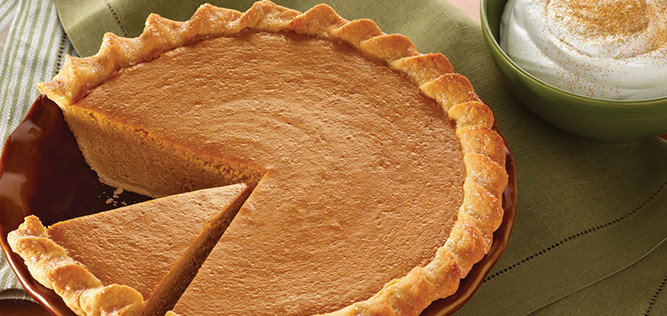 Pumpkin Pie Thanksgiving  Thanksgiving Promise & Dixie Coupon Easy Pumpkin Pie Recipe