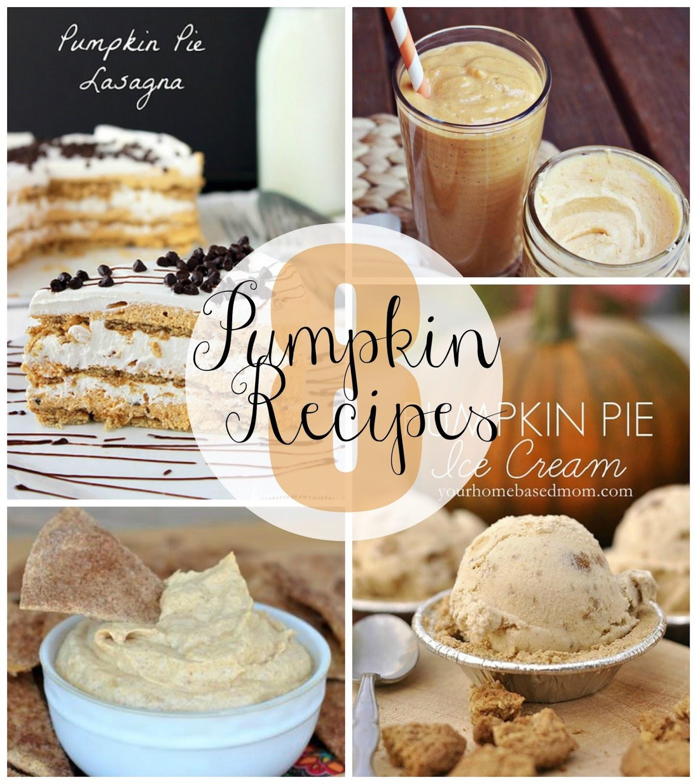 Pumpkin Recipes For Fall  EAT SLEEP MAKE 8 Pumpkin Recipes for Fall