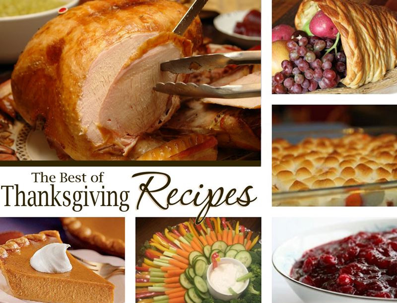 Quick And Easy Thanksgiving Recipes  Top 10 Quick & Easy Thanksgiving Recipes