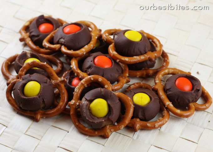 Quick Fall Desserts  Easy Halloween Party Food Our Best Bites