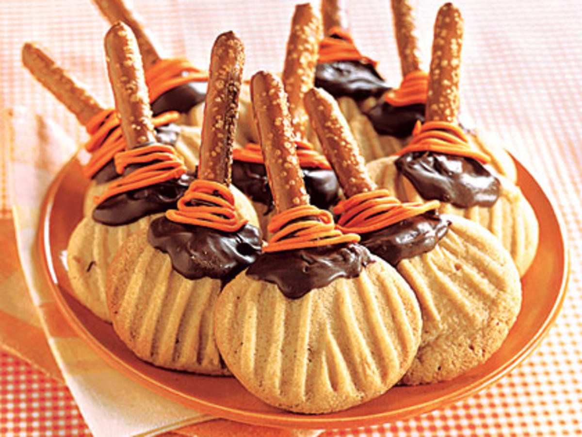 Quick Halloween Desserts  Quick & Easy Halloween Treats Ideas & Recipes