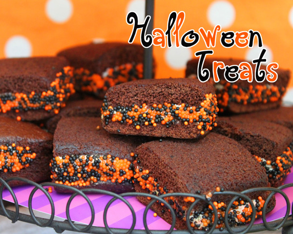 Quick Halloween Desserts  Amanda s Parties To Go Simple Halloween Treats