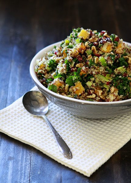 Quinoa Stuffing Thanksgiving  10 Best Healthy Thanksgiving Recipes for Low Calorie Sides
