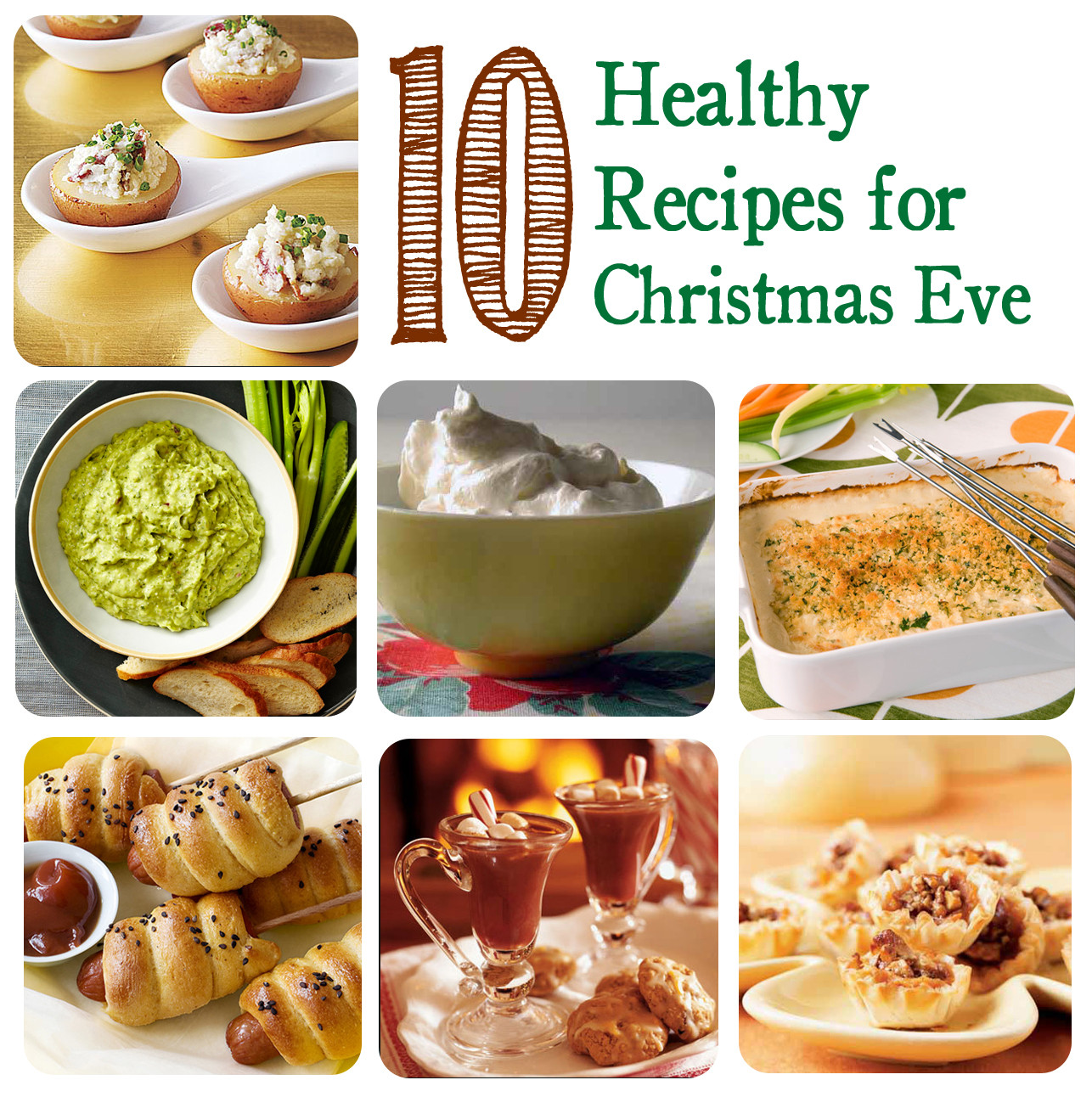 Recipe For Christmas Appetizers  My Inspired Home Christmas Eve Healthy Appetizers