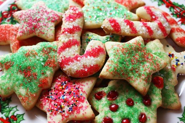 Recipe For Christmas Sugar Cookies  Healthier Christmas Sugar Cookies Jenny Can Cook