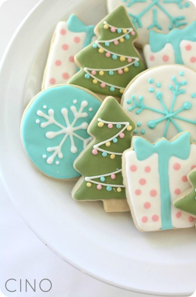 Recipe For Christmas Sugar Cookies  7 Christmas Sugar Cookies