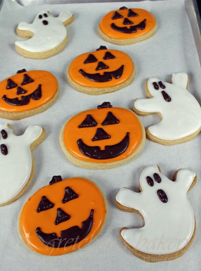 Recipe For Halloween Cookies  Vegan Halloween Sugar Cookies Gretchen s Bakery