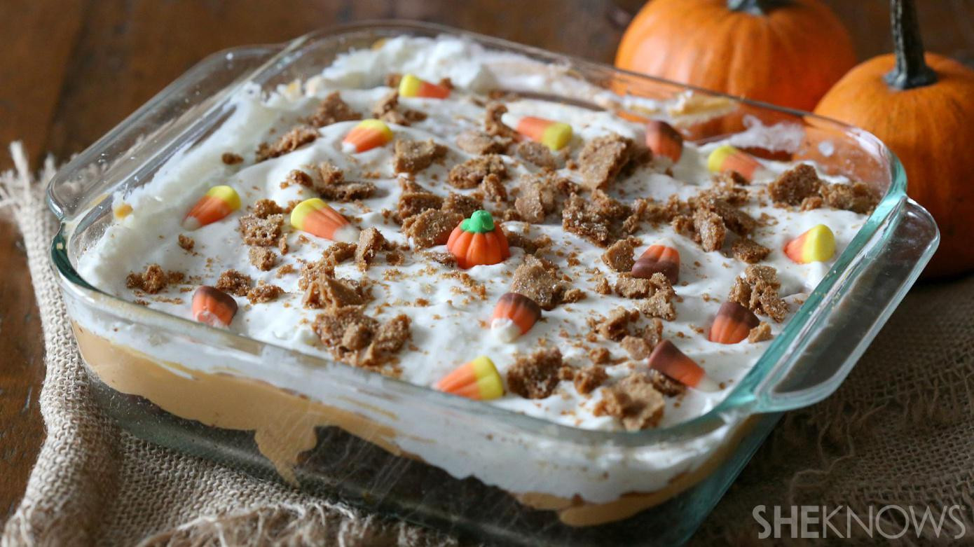 Recipe For Thanksgiving Dessert  21 Enticing Thanksgiving desserts that aren t pie