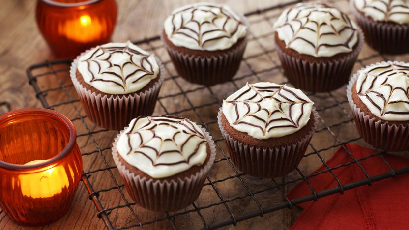 Recipes For Halloween Cupcakes  Halloween cupcakes recipe BBC Food
