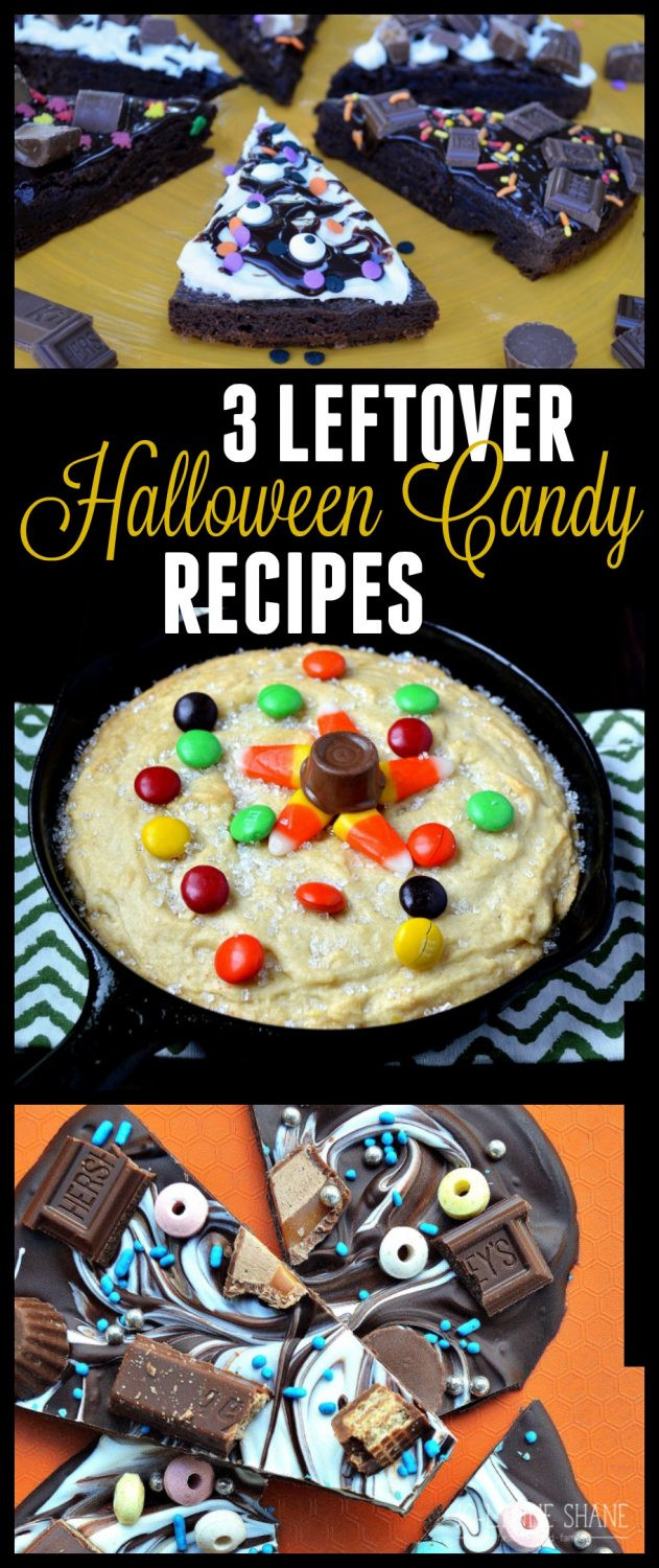 Recipes For Leftover Halloween Candy  3 Leftover Halloween Candy Recipes