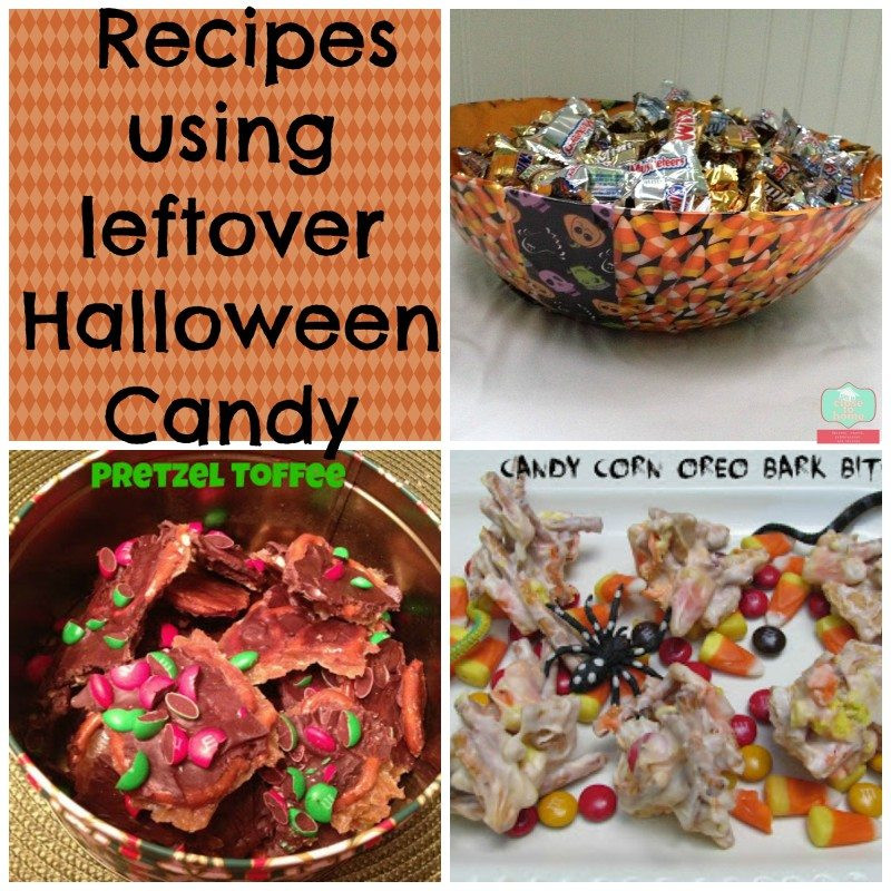 Recipes For Leftover Halloween Candy  Leftover Halloween Candy Recipes