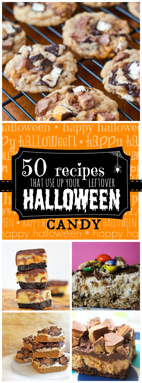 Recipes For Leftover Halloween Candy  50 Recipes Using Leftover Halloween Candy Something Swanky