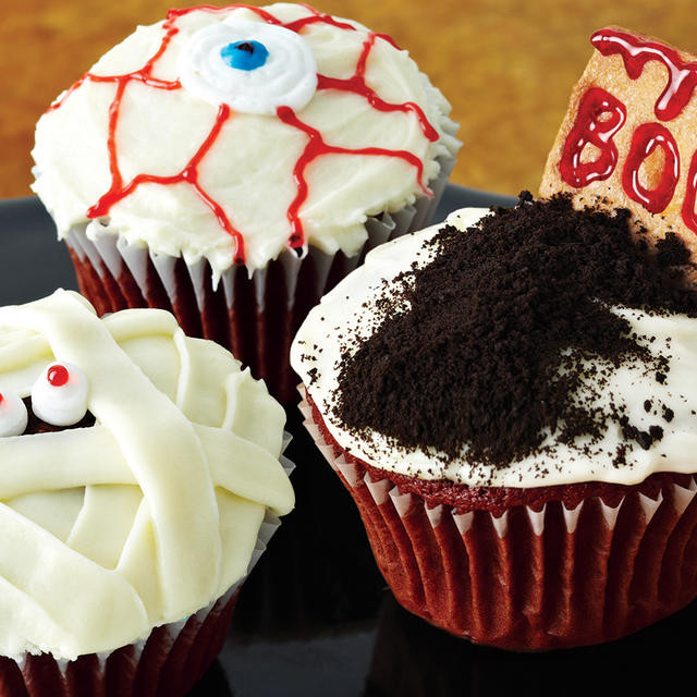 Red Velvet Halloween Cupcakes  Desserts Archives Foodland tario