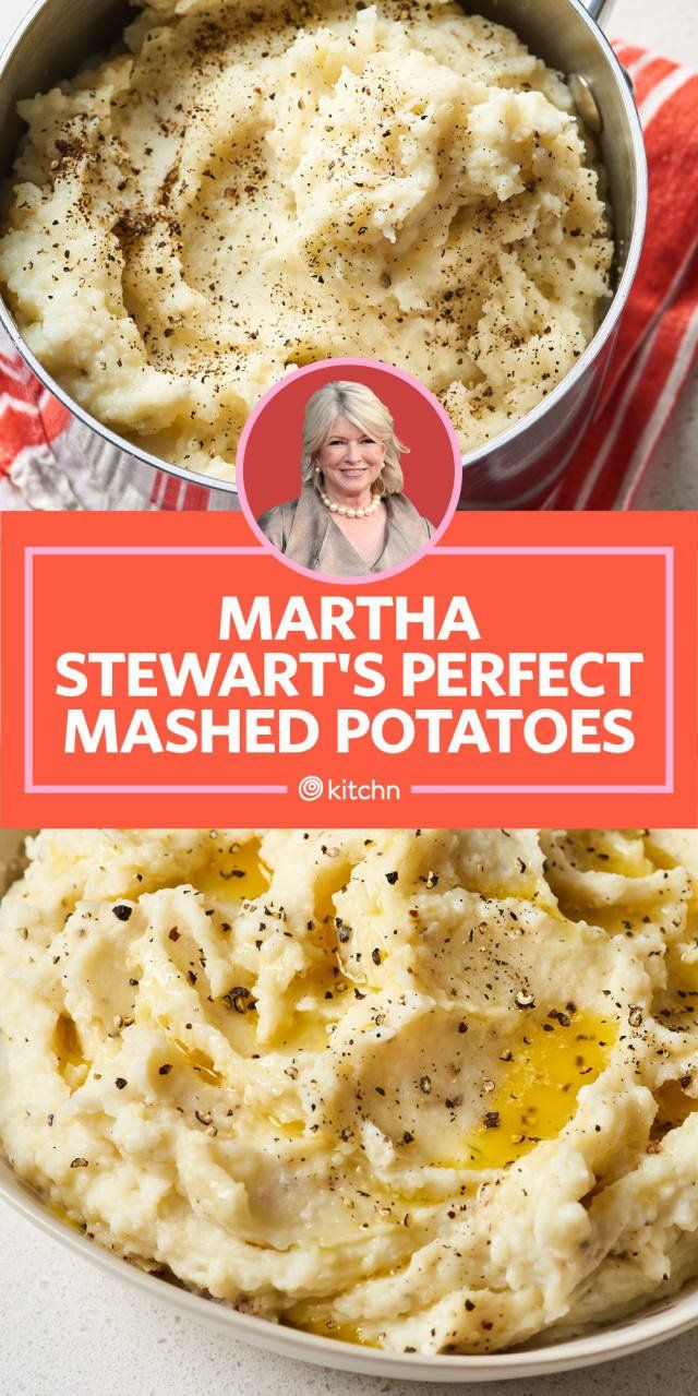 Ree Drummond Mashed Potatoes Thanksgiving  I Made Martha Stewart s Mashed Potatoes Here s My Review
