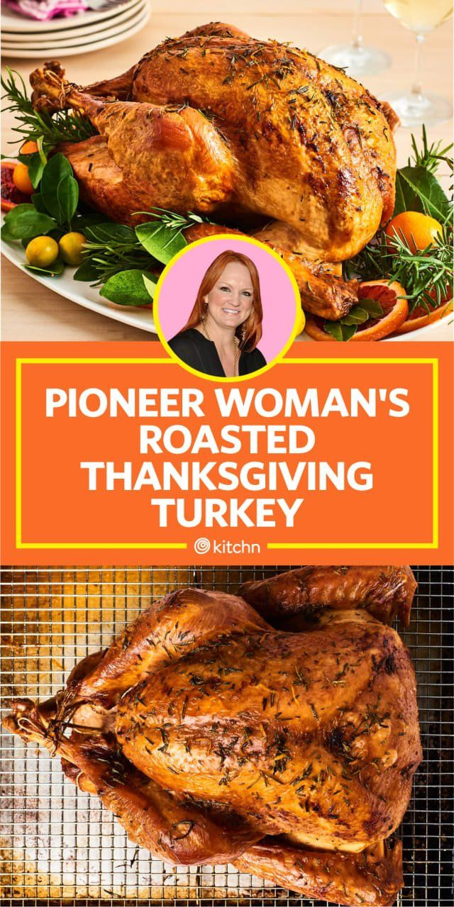 Ree Drummond Thanksgiving Turkey  I Tried Pioneer Woman's Roasted Thanksgiving Turkey and