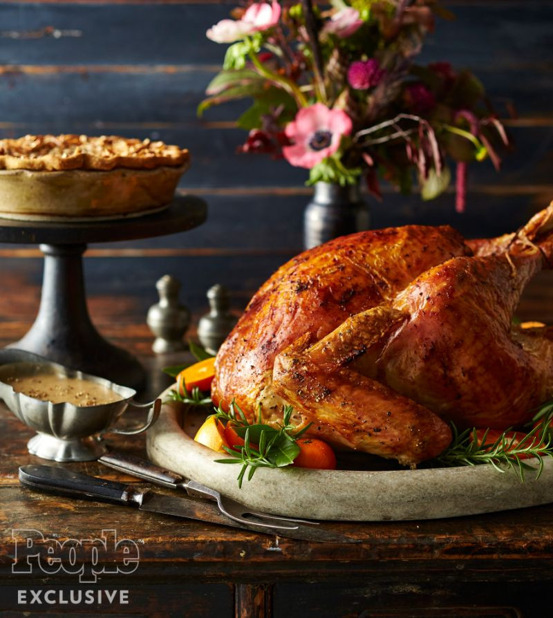 Ree Drummond Thanksgiving Turkey  Not Sure How to Brine a Turkey Ree Drummond's Apple Cider