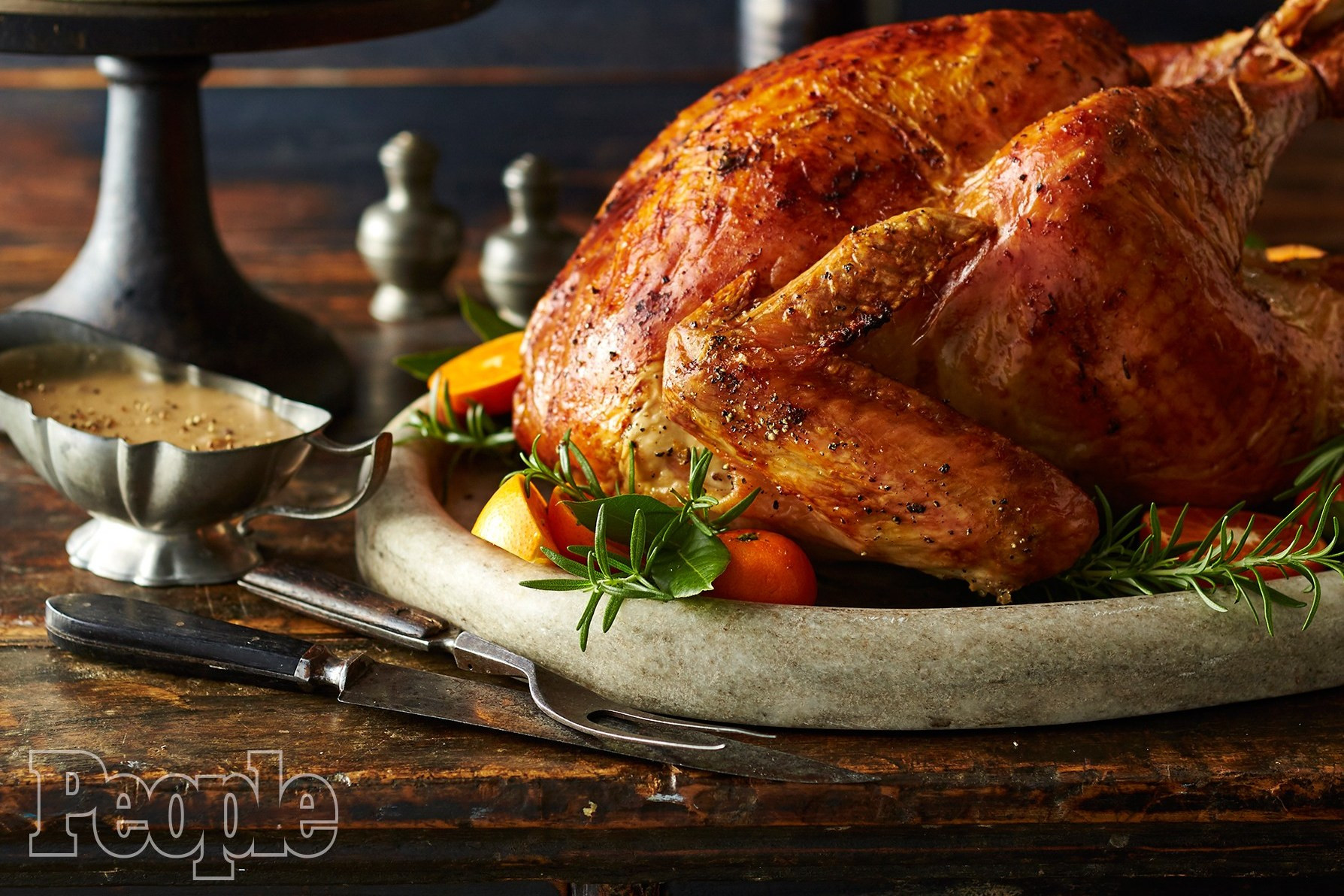 Ree Drummond Thanksgiving Turkey  Turkey Brine Ree Drummond s Apple Cider Roast Turkey Recipe