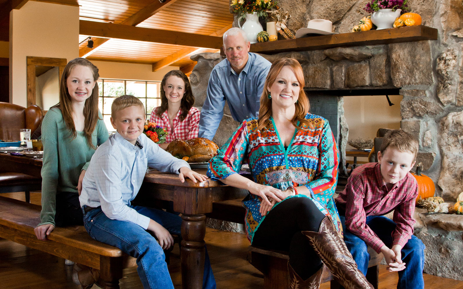 Ree Drummond Thanksgiving Turkey  s Ree Drummond s Ranch Thanksgiving