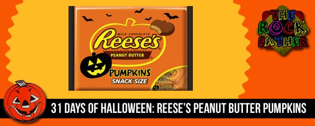 Reese'S Christmas Candy  31 Days of Halloween Reese s Peanut Butter Pumpkins