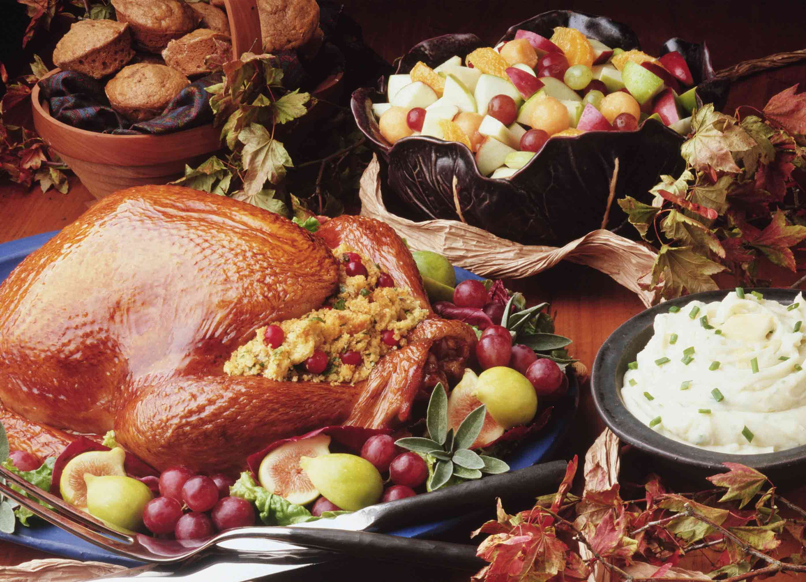 Restaurant Thanksgiving Dinner  Northern Michigan Restaurants Serving Thanksgiving Dinner