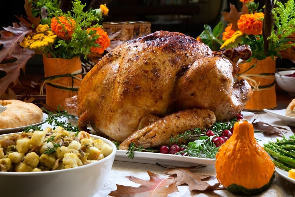 Restaurant Thanksgiving Dinner  4 Restaurants Open on Thanksgiving Near Our Hotel in